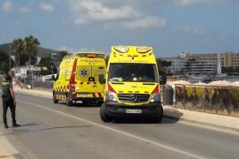 Muere una turista portuguesa de 70 años que sufrió un ahogamiento en la playa de es Pouet