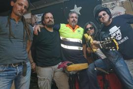 Los mallorquines El Estado presentan nuevos temas en Maraca Club