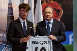 Odriozola, nuevo fichaje del Real Madrid: «No voy a perder esta oportunidad»