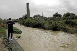 Las intensas lluvias desbordan algunos torrentes en Mallorca y causan inundaciones