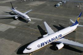 Ryanair cancelará 200 vuelos diarios por la huelga de las tripulaciones de cabina