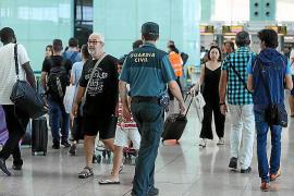 Detenido por amenazar a una azafata de Palma que no le dejó volar por ir bebido