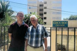El padre de un turista que murió en el Eden Roc: «Teníamos que comprender cómo fueron los últimos momentos de Tom»