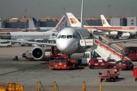 Un avión de Iberia aterriza de emergencia sin incidentes en Ciudad de México