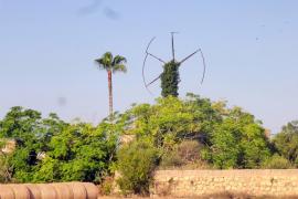 Alerta en el interior de Mallorca por calor sofocante