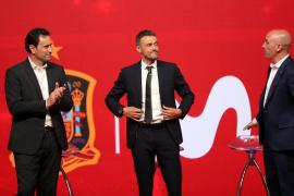Luis Enrique maneja una lista de 70 jugadores