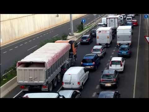 Guerra abierta a los atascos y vados ilegales en Palma