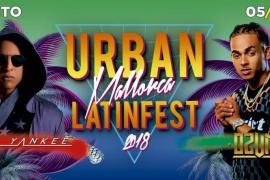 Daddy Yankee y Ozuna encabezan el Urban Mallorca Latin Fest de Son Fusteret