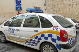 La policía de Sineu se niega a hacer horas extra durante las fiestas