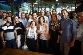 Santamaría finaliza la campaña con una última llamada a una lista de integración