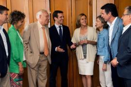 Casado se ve ganador para liderar un PP que dará «miedo» al resto de partidos