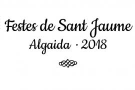 Fiestas de Sant Jaume 2018 en Algaida