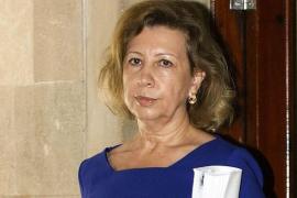 Maria Antònia Munar sale este viernes de la cárcel para disfrutar de su primer permiso