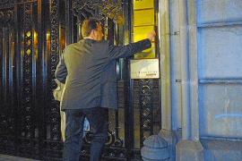 El fiscal Anticorrupción de Palma finaliza de madrugada los registros a Nóos