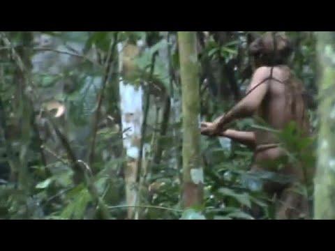 Así vive el único superviviente de una tribu del Amazonas