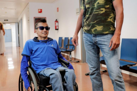 El joven operado por Cavadas, «sin dolor» y «con muchos planes»