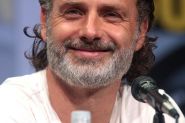Andrew Lincoln, Rick en 'The Walking Dead', confirma su adiós a la serie