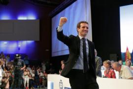 Pablo Casado, nuevo líder del PP
