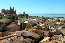 Palma, la ciudad balear preferida por los españoles para sus vacaciones, según un buscador