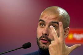 Guardiola: «Iremos  a sacar el mejor resultado»