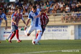 El Atlètic Baleares se estrena con victoria en Santanyí (0-4)