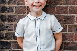 El príncipe George celebra su quinto cumpleaños