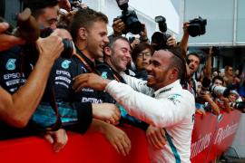 Hamilton asalta en Alemania el liderato del Mundial