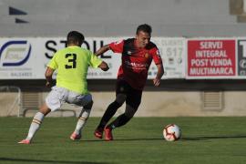 El Mallorca golea al Felanitx en su primer amistoso (5-0)