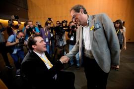 El candidato de Puigdemont se hace con el PDeCAT pese al rechazo de las bases