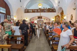 La procesión de la Virgen del Carmen en Sant Antoni, en imágenes (Fotos: Mohamed Chendri).