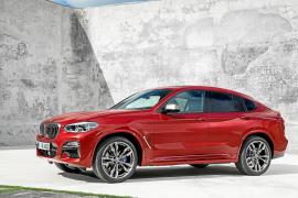 Nuevo BMW X4 2018