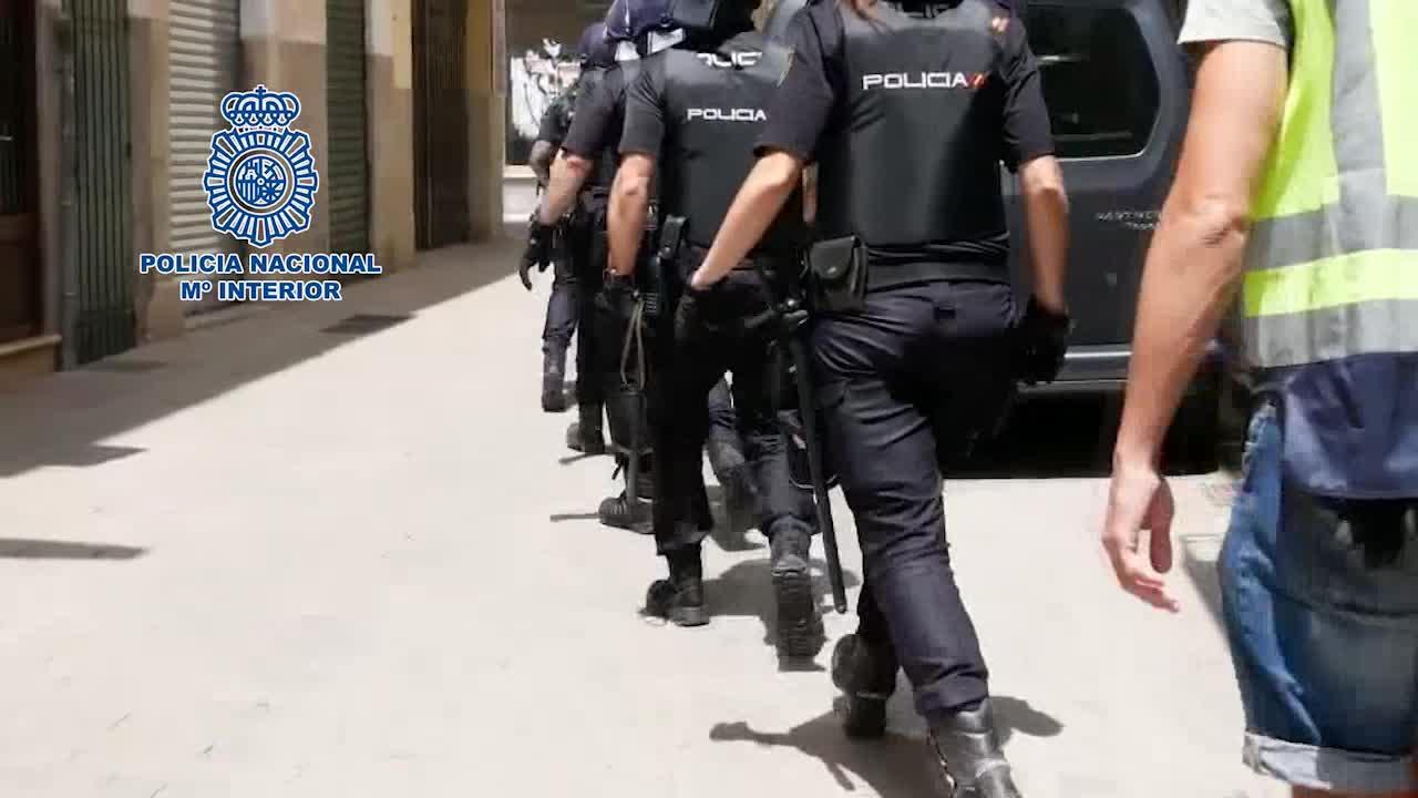 Una red de tráfico de cocaína que operaba en Mallorca ocultaba la droga en tocadiscos y ordenadores