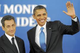 Sarkozy, a Obama:«No soporto a Netanyahu, es un mentiroso»
