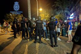 Identifican en Palma a varias 'madames' por un posible delito de trata de seres humanos