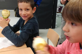 El Govern balear invertirá más de 350.000 euros para promocionar el consumo de frutas, hortalizas y leche en las escuelas