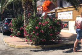 Incendio en el Restaurante Grill Ca'n Matias de Cala Rajada