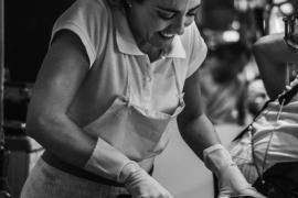Éxito de participación en el concurso fotográfico 'El Meu Mercat' de Cort