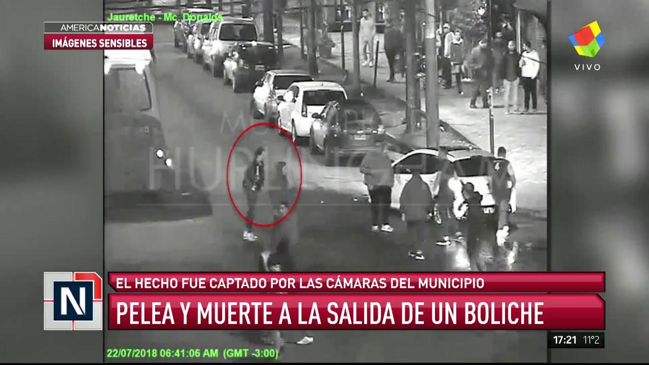 Asesinan al portero Facundo Espíndola en una pelea callejera