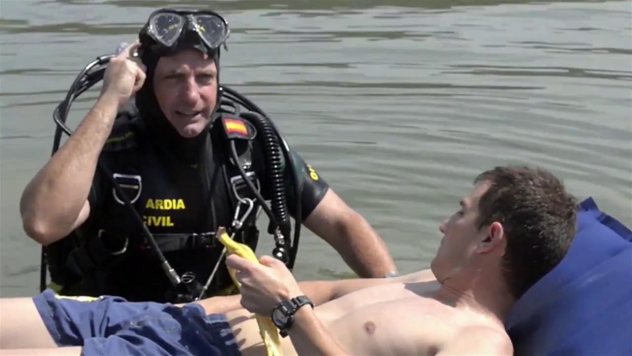 La Guardia Civil rescata su exitosa campaña 'ten cabeza' para este verano