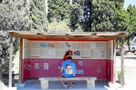 Pol·lèntia estrena señalización con códigos QR para la visita