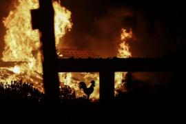 Al menos 76 muertos y 187 heridos en varios incendios al nordeste de Atenas