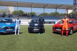 El Atlètico Baleares presenta las equipaciones para la temporada 2018/2019