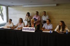 Aina Maria Aguiló presenta Sumam, un nuevo partido municipalista