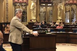 La enmienda sobre la gratuidad del parking de Son Espases queda fuera de la Ley de Salud Laboral