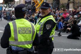 Consternación en la Policía de Palma por la muerte de Antonio Molina