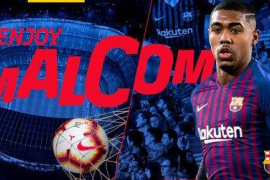 El Barça ficha a Malcom del Girondins hasta 2023 por 41 millones