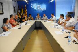 El Comité Ciudadano de Sant Antoni pide controlar los vertidos ilegales de residuos