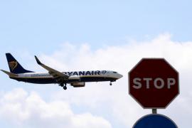 Se mantiene la huelga en Ryanair al no alcanzar un acuerdo la aerolínea y los sindicatos