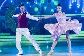 David Bustamante y Yana Olina, ganadores de Bailando con las estrellas