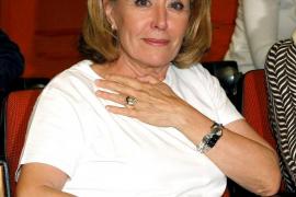Rosa María Mateo, rechazada en primera vuelta para gestionar RTVE